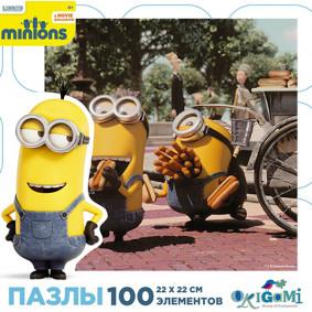 Փազլ 01697 Minions/Մինիոնները 100A