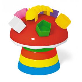 Խաղալիք բուրգ 01336 Սունկ տրամաբանական