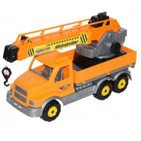Խաղալիք մեքենա 56511 Ամբարձիչ Ստալկեր