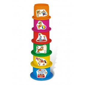Խաղալիք - Բուրգ 01582 Կրկես STELLAR