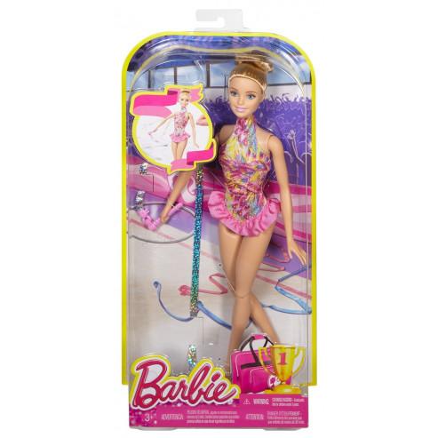 Տիկնիկ DKJ16 Գիմնաստիկա  տեսականի Barbie