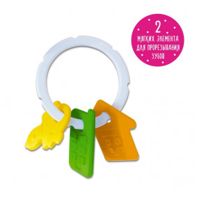 Ատամնահան խաղալիք 01909 չխկչխկան