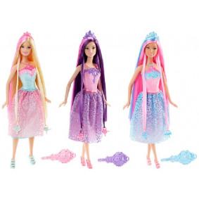 Տիկնիկ DKB56 Արքայադուստր երկար մազերով Barbie