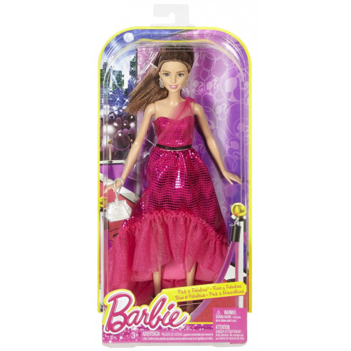 Տիկնիկ DGY69/DGY71 Barbie