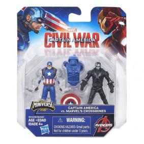 Հավաքածու մուլտհերոսների կերպարներ B5768 Avengers