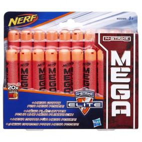 Նետերի հավաքածու B0085 NERF MEGA 20 հատ