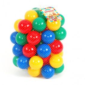 Լողավազանի գնդակներ 50 հատ ցանցում ШБ0050