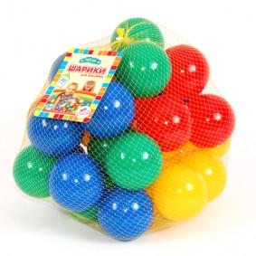 Գնդակներ լողավազնի համար 30 հատ