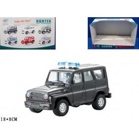 Ավտոմեքենա 1:24 УАЗ 9076-A