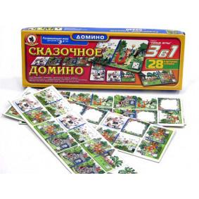 Դոմինո 03194 Русский стиль