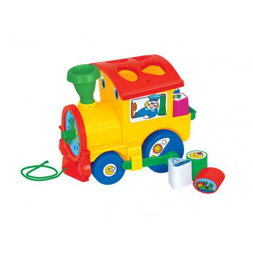 Խաղալիք Շոգեքարշ 6189