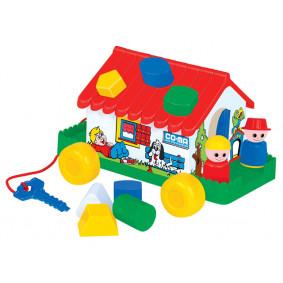 Խաղալիք - Տնակ