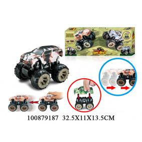 Ավտոմեքենա 100879187 Ջիպ իներցիոն