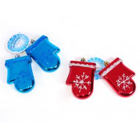 Տոնածառի խաղալիք DM170 2հատ