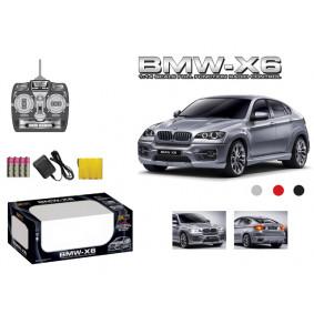 Ավտոմեքենա 1:14 BMW X6 866-1401B ռադիոկառավարում