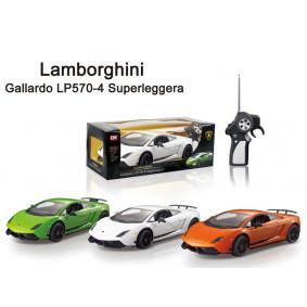 Ավտոմեքենա Lamborghini Gallardo ռադիոկառավարում