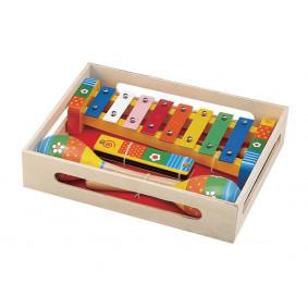 Երաժշտական գործիքների հավաքածու GT5764