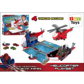Խաղ. հավաքածու 550728 Ուղղաթիռ SPIDER-MAN