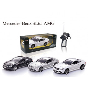 Ավտոմեքենա Mercedes-Benz SL65 ռադիոկառավարում