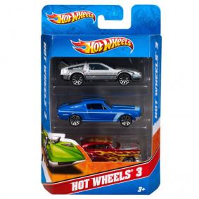 Մեքենաների հավաքածու K5904 3 հատ մեքենա Hot wheels