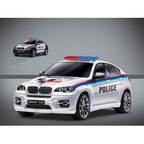 Ավտոմեքենա BMW X6 POLICE 866-1401PB