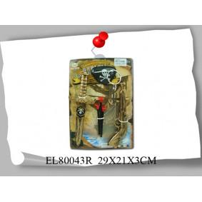 Խաղ. հավաքածու Ծովահենի համար EL80043R