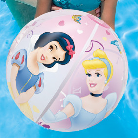 Լողափի գնդակ 91042B Princess