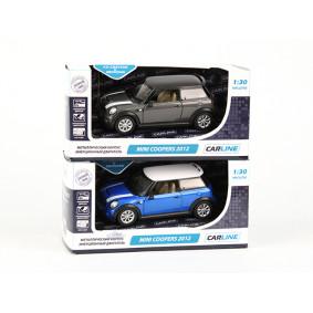 Ավտոմեքենա MINI COOPERS GT6978, մետաղ, իներցիոն