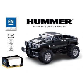 Մեքենա 1:24 HUMMER H3T 866-82444 իներցիոն, լույսով