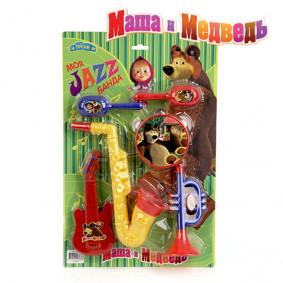 Երաժշտական գործիքներ GT7644, ТМ Маша и Медведь