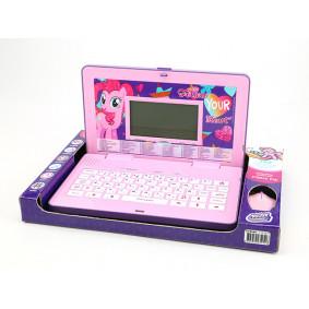 Մանկական համակարգիչ My Little Pony ռուս/անգլ