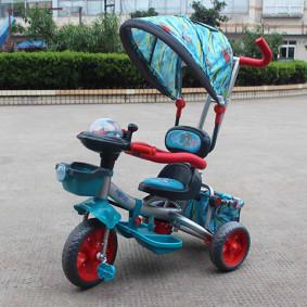 Հեծանիվ GT7710 եռանիվ PLANES, մետ. անիվներ 11/9,