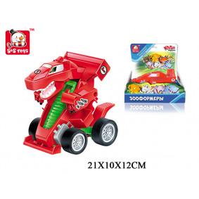 Խաղալիք - Մեքենա տրանսֆորմացվող