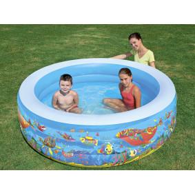 Մանկական լողավազան 51123B Ստորջրյա աշխարհ