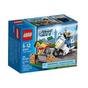 Կոնստուկտոր 60041 Քաղաք Գողի Հետապնդում LEGO