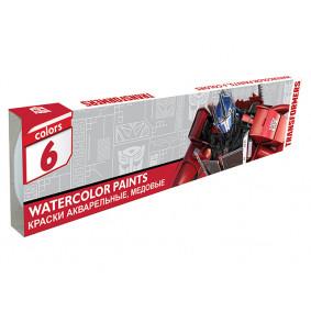 Ջրաներկ 6 գույնանի TRBB-US1-PNT-BOX6