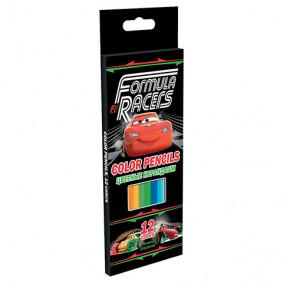 Մատիտներ 12 գույնանի CRBB-US1-P-12