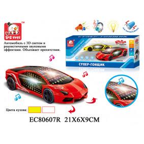 Մեքենա EC80607R S+S Toys