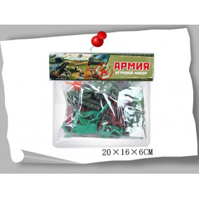 Խաղալիք Զինվորներ GT9060