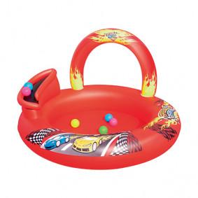 Խաղի կենտրոն 52185B լողավազան 6 գնդակներով