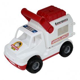 Խաղալիք Մեքենա 0490 Կոնս Տրակ - Շտապ օգնություն