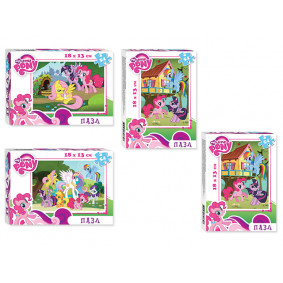 Խաղ - Փազլ GT8691 MY LITTLE PONY