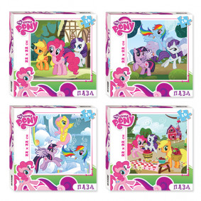 Խաղ - Փազլ GT8693 MY LITTLE PONY