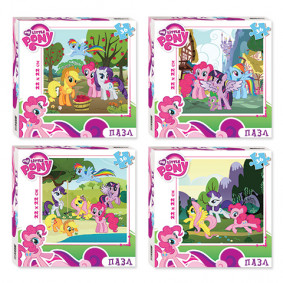 Խաղ - Փազլ GT8694 MY LITTLE PONY