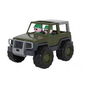 Ավտոմեքենա 47021 Ջիպ Վոյաժ ռազմական