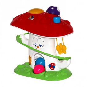 Խաղալիք 47892 Զարգացնող Զվարճալի սունկ ПОЛЕСЬЕ