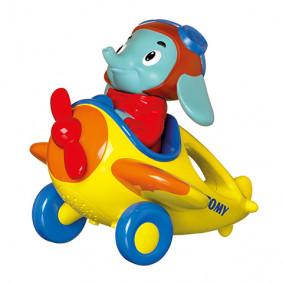 Խաղալիք E72202M12 Օդաչու Լյուկի ուրախ շրջադարձերը