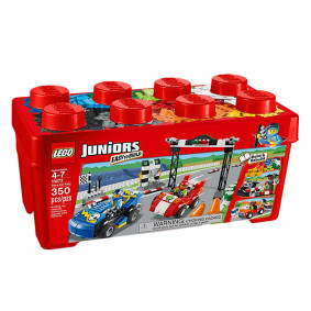 Կոնստրուկտոր 10673 Juniors Ռալլի LEGO