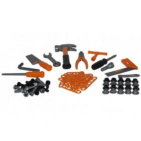 Խաղալիք գործիքների հավաքածու 47182 №4 (72 էլ.)
