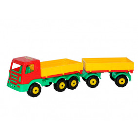 Ավտոմեքենա 44150 Պրեստիժ բեռնատար կցորդով